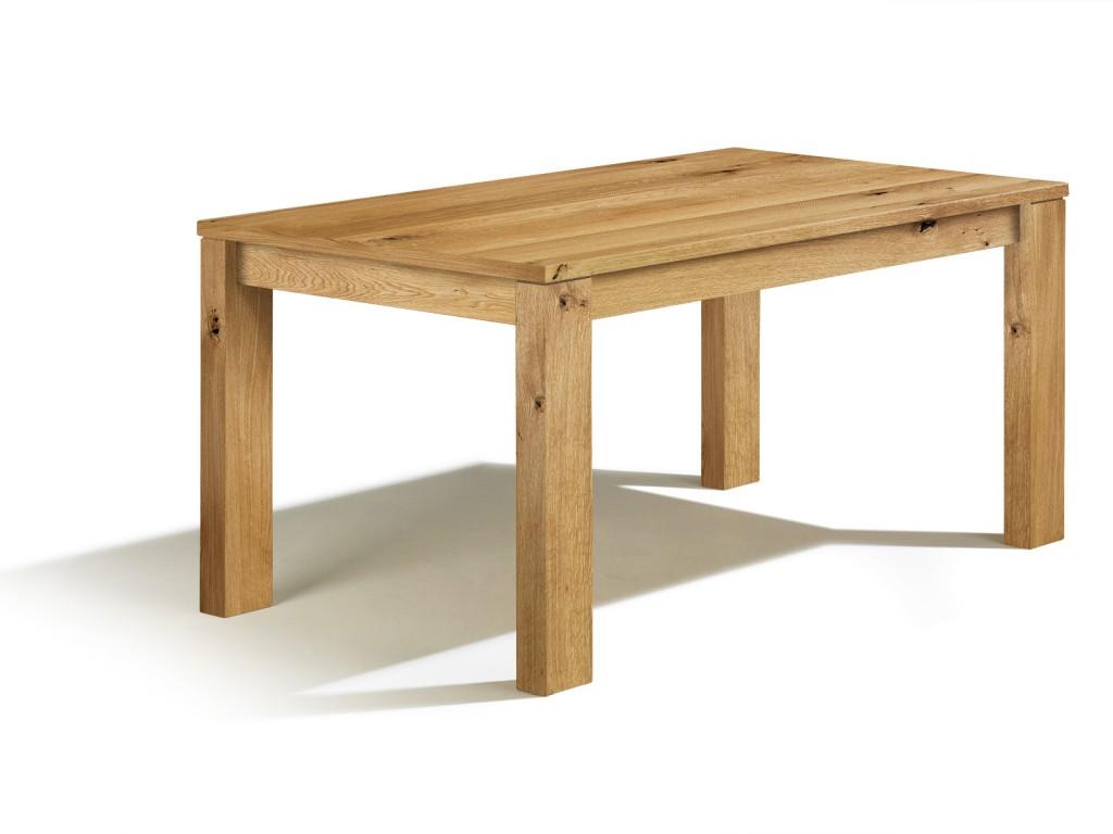 massivholztisch nach ma g nstig in asteiche esstisch mass 120cm x 70cm. Black Bedroom Furniture Sets. Home Design Ideas