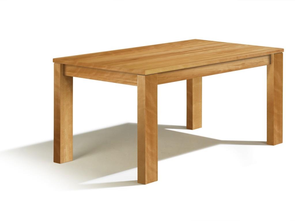 Esstisch buche massivholz ausziehbar in 240cm x 120cm for Esstisch 90 x 60 cm