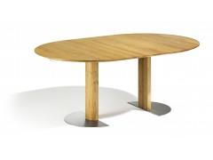 Esstisch Oval Ausziehbar Jetzt Online Nach Mass Kaufen Esstische De