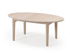 Esstisch ausziehbar oval  Esstisch oval ausziehbar - jetzt online nach Maß kaufen - Esstische.de
