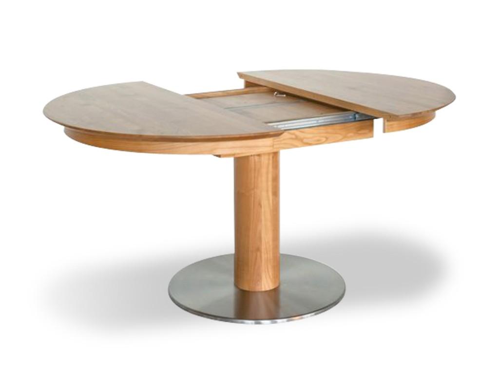 Tisch Rund Zum Ausziehen.Esstisch Rund Ausziehbar Gemütliche Stunden Im Kreise Der