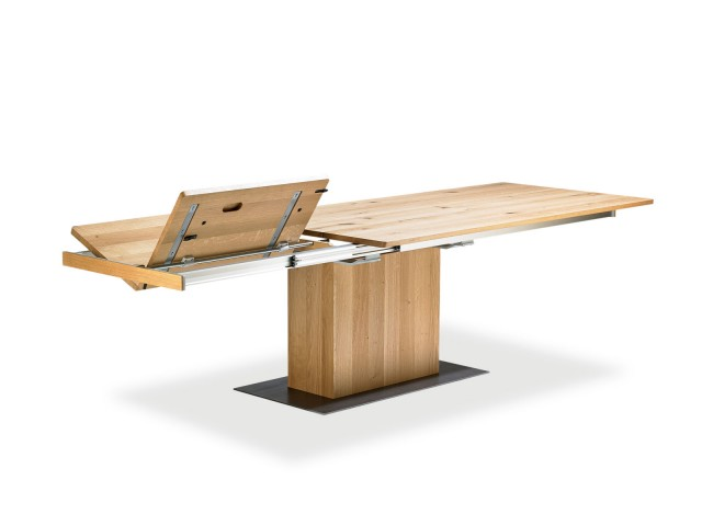 Tardino (table sur pied central)
