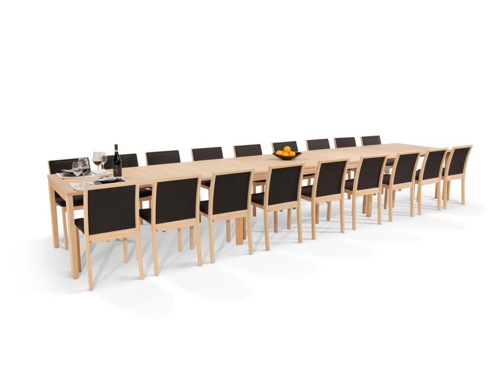 Esstisch ausziehbar 300 cm (3m) bis 400 cm (4m) kaufen