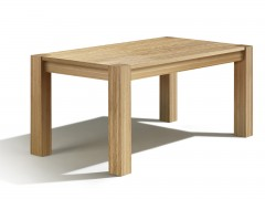 hier esstisch esche ausziehbar esstische in massivholz. Black Bedroom Furniture Sets. Home Design Ideas
