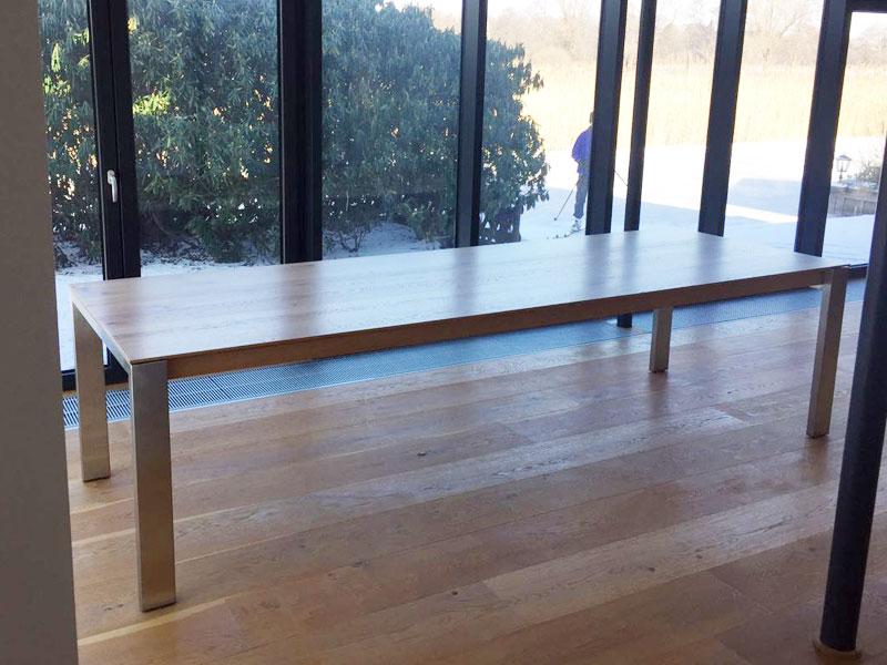Großartig Tisch Massiv 90x90 Bilder - Heimat Ideen - otdohnem.info
