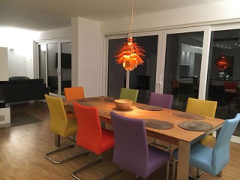 Tisch ausziehbar 3 meter affordable tisch bis zu meter in for Esstisch 3 meter