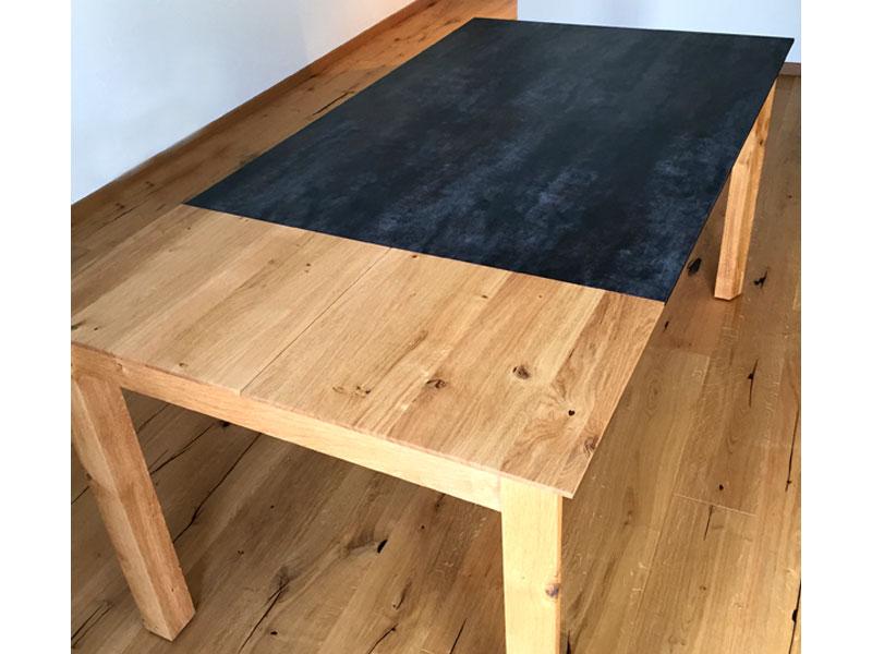 esstisch keramik ausziehbar ceidi. Black Bedroom Furniture Sets. Home Design Ideas