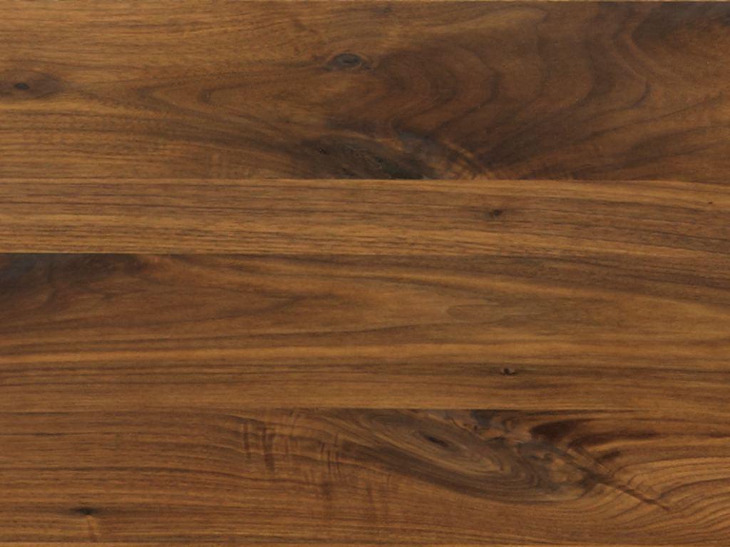Esstisch Astnussbaum ~ Ausziehbarer Esstisch Amalfi aus hochwertigem Massivholz